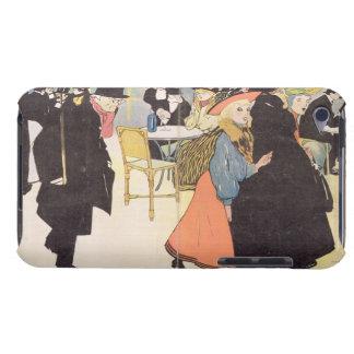 Cover illustration for 'La Vie en Rose', 1903 (col iPod Case-Mate Cases