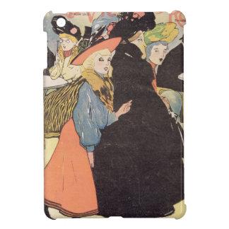 Cover illustration for 'La Vie en Rose', 1903 (col iPad Mini Covers