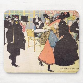 Cover illustration for 'La Vie en Rose', 1903 (col Mouse Pads
