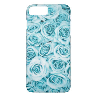Cover of Iphone 7 Extra of Blue Flowers