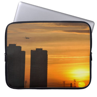 COVER PORTABLE PC BRITISH SUNSET