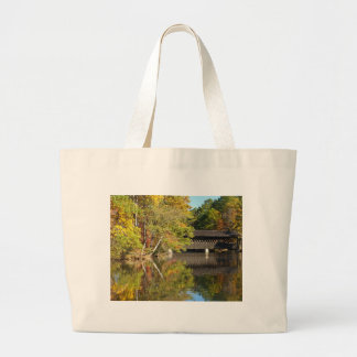 Covered Bridge at Stone Mountain Bags