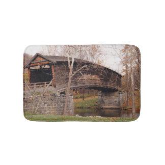 Covered Bridge Bath Mats