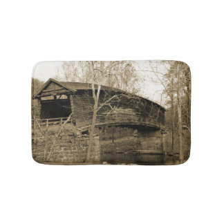 Covered Bridge Bath Mats