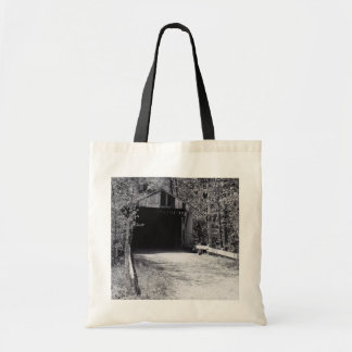 Covered Bridge Budget Tote Bag