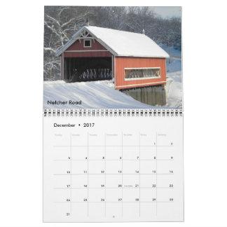 Covered Bridge Calendar
