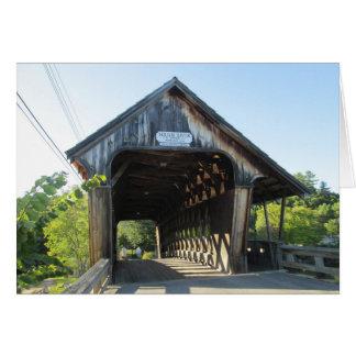 Covered Bridge Card