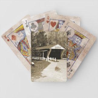 Covered Bridge Card Deck