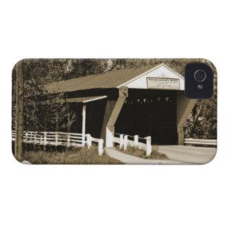 Covered Bridge iPhone 4 Cases