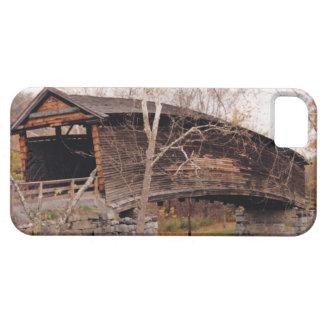 Covered Bridge iPhone 5 Cover