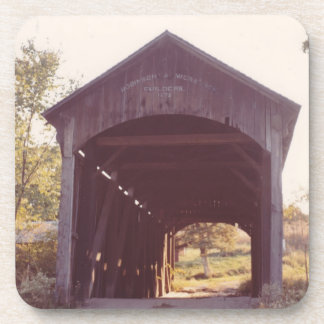 Covered Bridge Coasters