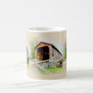 Covered Bridge  -- Coffee Mug