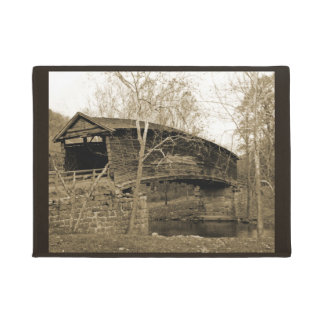 Covered Bridge Doormat