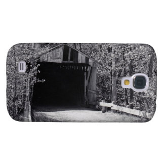 Covered Bridge Galaxy S4 Covers