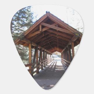 Covered Bridge Guitar Pick