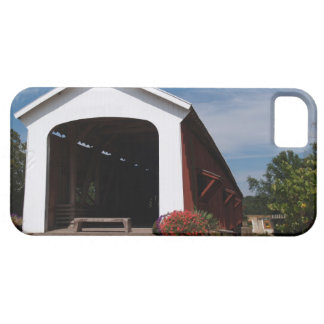 Covered Bridge in  iPhone 5 Case-Mate Barely There iPhone 5 Case