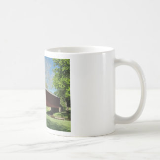 Covered Bridge in Pennsylvania Coffee Mugs