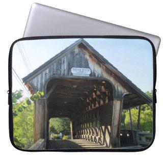 Covered Bridge Laptop Sleeves