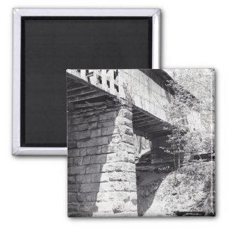 Covered Bridge Fridge Magnets