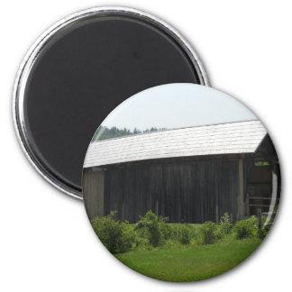 covered bridge refrigerator magnets
