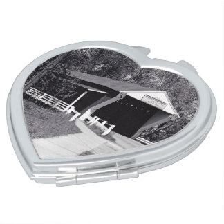 Covered Bridge Mirror For Makeup