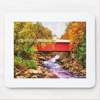 Covered Bridge Mousepad