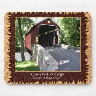 Covered Bridge Mouspad Mouse Pad