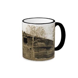 Covered Bridge Coffee Mugs