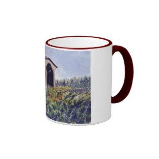Covered Bridge-mug