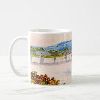 Covered Bridge New York 1846 Coffee Mug