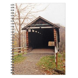 Covered Bridge Notebook
