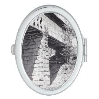 Covered Bridge Compact Mirror