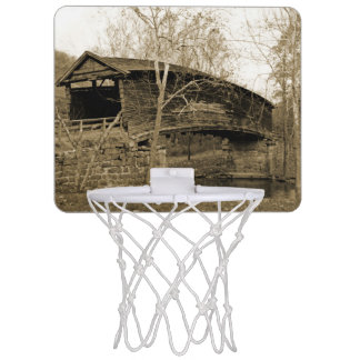 Covered Bridge Mini Basketball Backboards