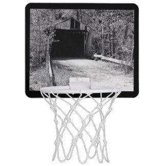 Covered Bridge Mini Basketball Hoops