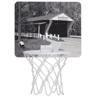Covered Bridge Mini Basketball Backboard