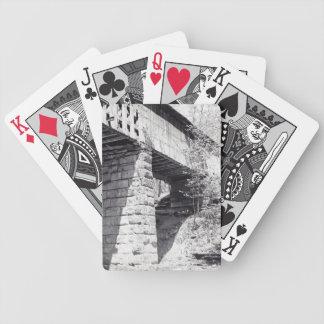 Covered Bridge Bicycle Poker Deck
