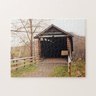 Covered Bridge Puzzles