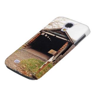 Covered Bridge Samsung Galaxy S4 Cover