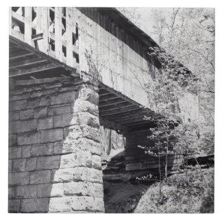 Covered Bridge Ceramic Tiles
