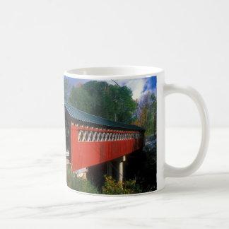 Covered Bridge Vermont Coffee Mugs