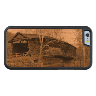 Covered Bridge Carved® Cherry iPhone 6 Bumper