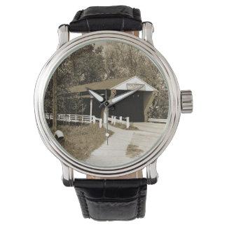 Covered Bridge Wristwatches