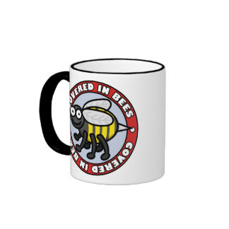 Covered in Bees 2 Mug