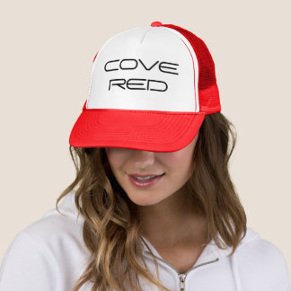 CoveRed Trucker Hat