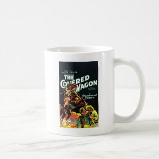 COVERED WAGON 1923 vintage Western movie poster Mugs