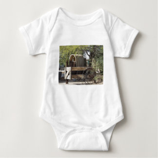 Covered Wagon Baby Bodysuit
