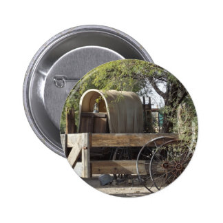 Covered Wagon Button