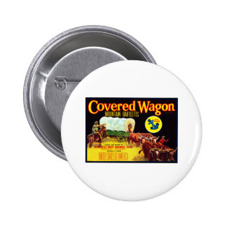 Covered Wagon Bartletts Button