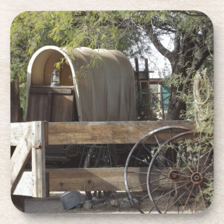 Covered Wagon Beverage Coasters