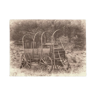 COVERED WAGON DOORMAT